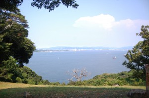 View from Nokonoshima Island Park