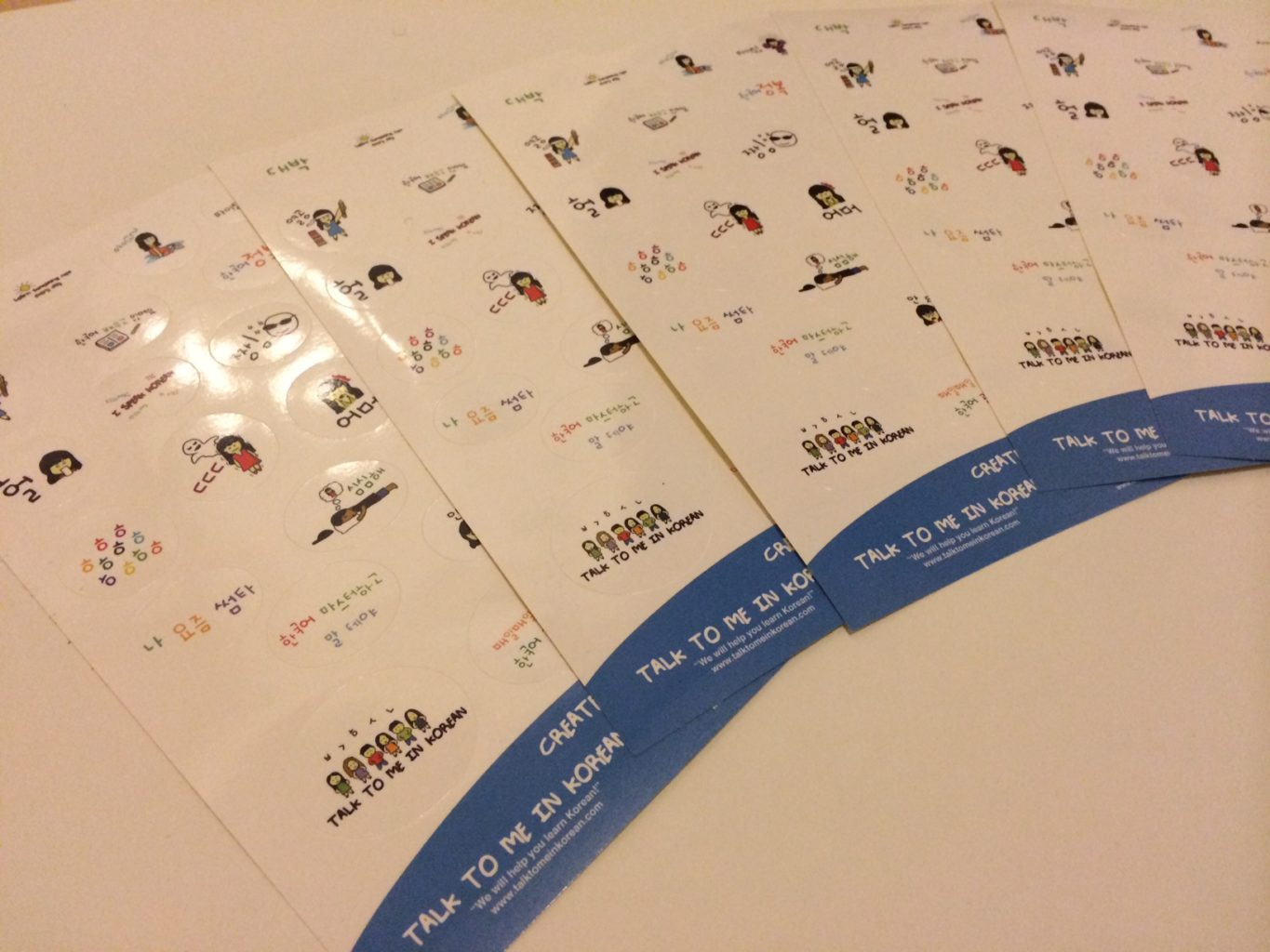 Dom & Hyo Sticker/Poster Giveaway