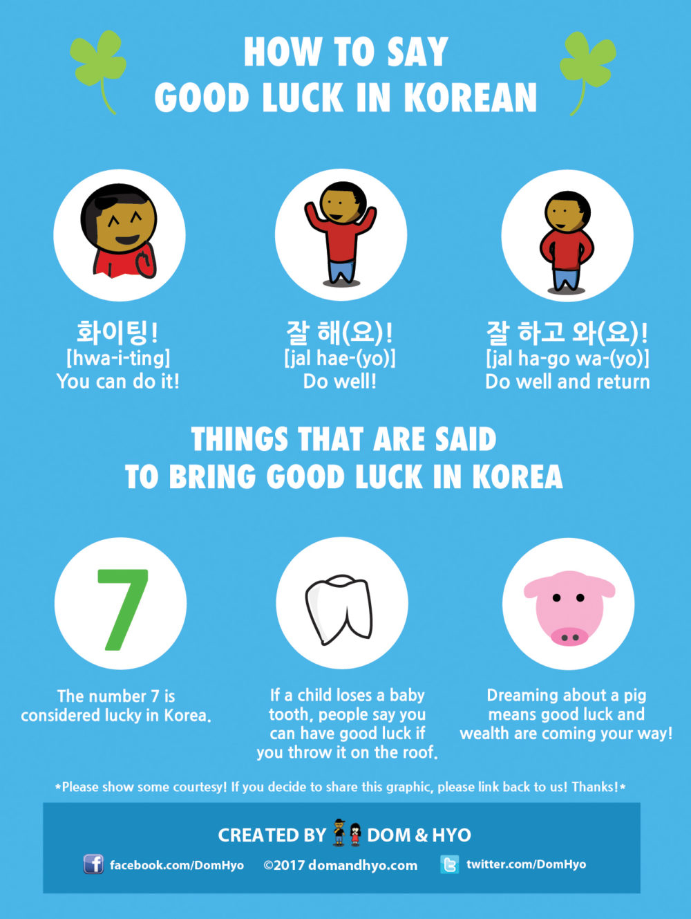 How to Say Good Luck in Korean