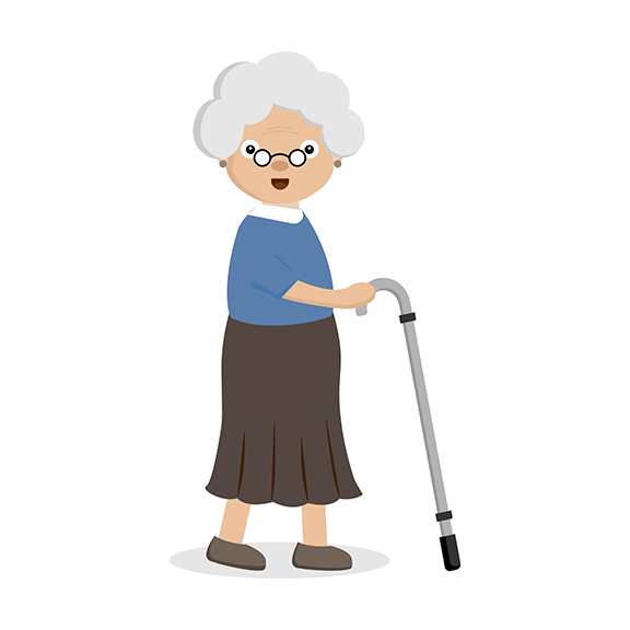 How to Say Old Lady in Korean – Be Careful not to Offend!